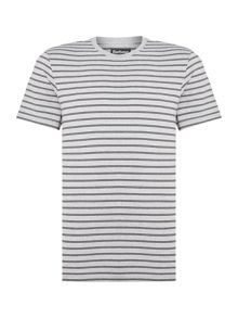 Barbour Darly short sleeve striped t-shirt