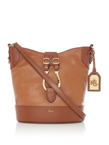 Lauren Ralph Lauren Dorrington caden bucket bag