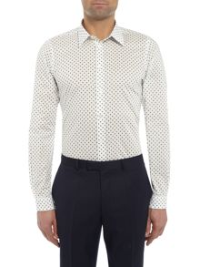 PS By Paul Smith Formal Half Spot Shirt