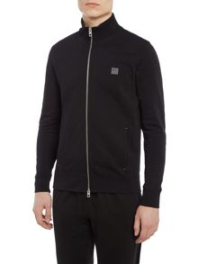 Hugo Boss Zissou zip-up sweat top