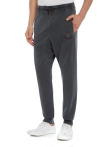 Vivienne Westwood Cuffed logo tracksuit bottoms