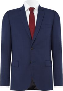 PS By Paul Smith Mohair Wool Slim Fit Jacket