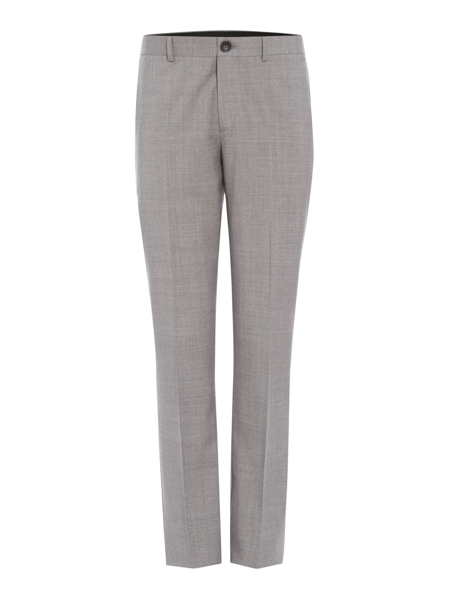Men's PS By Paul Smith Wool Suit Trousers, Light Grey