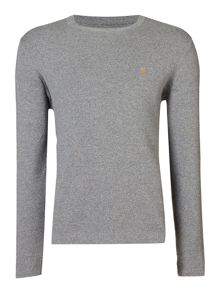 Farah Stones Light Weight Crew Neck Knit