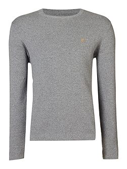 Stones Light Weight Crew Neck Knit