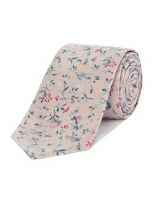 PS By Paul Smith Mini Floral Printed Tie