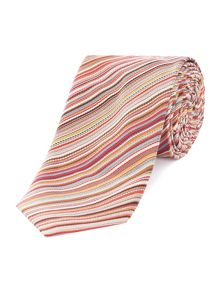 PS By Paul Smith Multistripe Tie