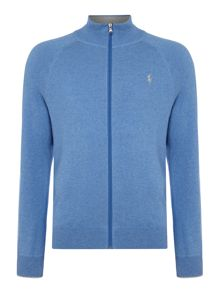 Polo Ralph Lauren Full zip pima cotton sweat
