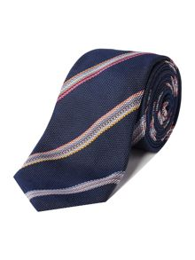 PS By Paul Smith Multistripe College Stripe Tie
