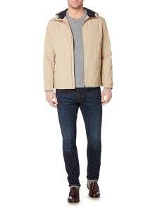 Farah Newbern Hooded Light Weight Jacket