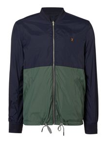 Farah Ripon Reversable Bomber Jacket