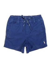 Polo Ralph Lauren Baby Boy Elastic Waistband Shorts