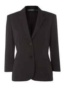 Lauren Ralph Lauren Johannie long sleeve blazer