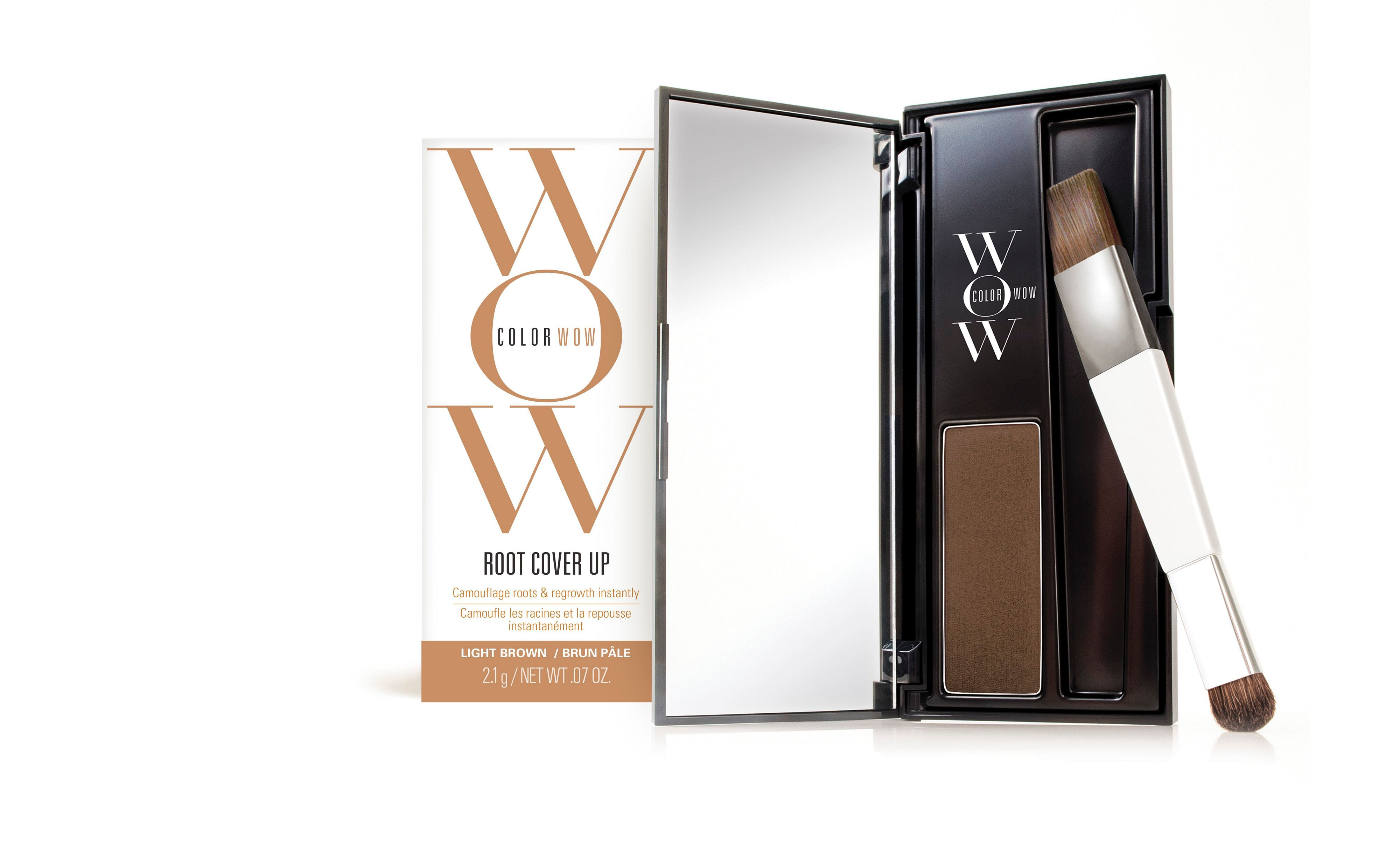 Color WOW Color Wow Root Cover Up - Light Brown Shade