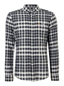 Farah Anderton Slim Check Shirt