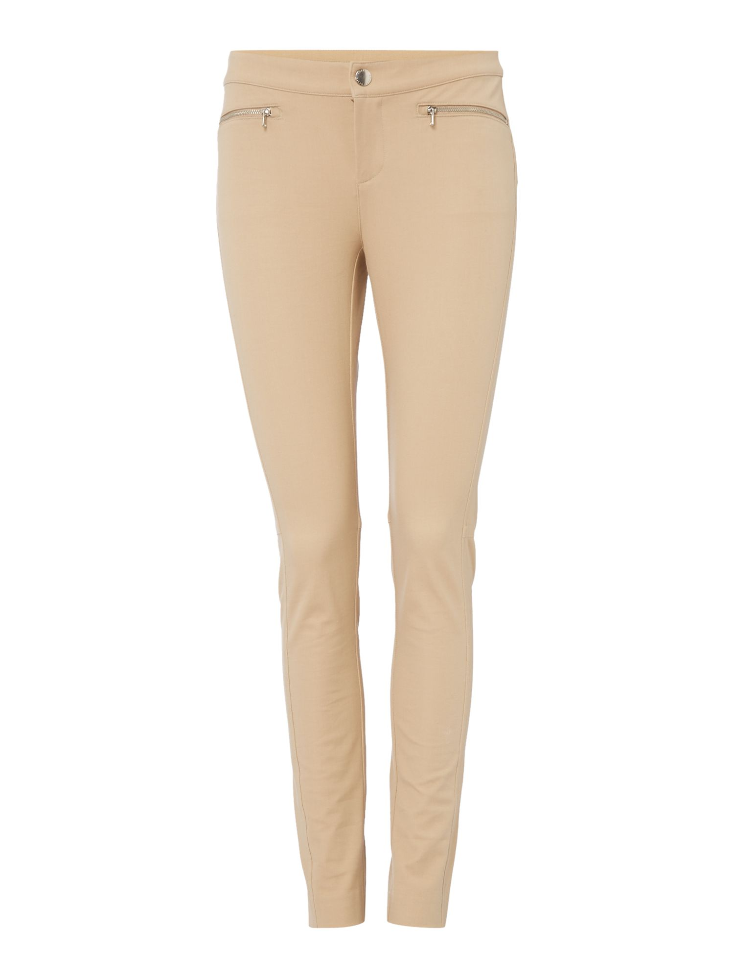 Amazing Armani Jeans Palazzo Pants In Linen In Natural  Lyst