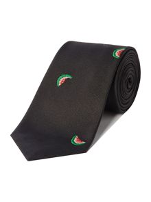 PS By Paul Smith Melon All Over Printed Tie