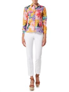 Lauren Ralph Lauren Courtenary roll sleeve shirt
