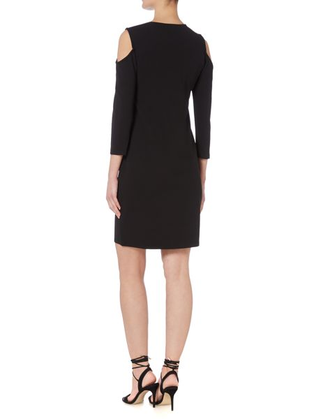 Therapy Erin tie front dress