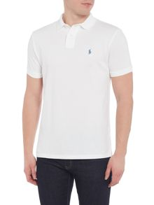 Polo Ralph Lauren Basic mesh custom fit short sleeve polo