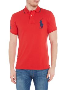 Polo Ralph Lauren Custom fit short sleeve polo player polo