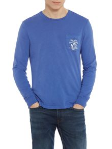 Polo Ralph Lauren Graphic long sleeve t-shirt
