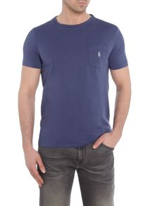 Polo Ralph Lauren Short sleeve crew neck pocket t-shirt