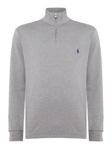 Polo Ralph Lauren Half zip long sleeve sweatshirt