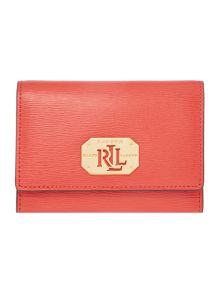 Lauren Ralph Lauren Newbury 2 in 1 id wallet