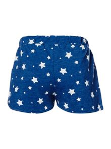 Little Dickins & Jones Girls Star Print Short