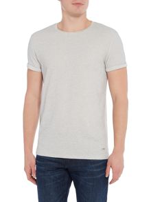 Hugo Boss T-break jaquard textured t-shirt