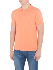 Original Penguin Raised Rib Short Sleeve Polo Shirt