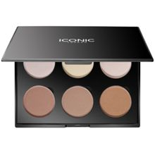 Iconic London Powder Contour Palette