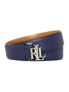 Lauren Ralph Lauren Carrington roll belt