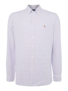 Polo Ralph Lauren Custom fit long sleeve classic check shirt