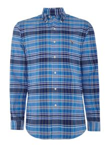 Polo Ralph Lauren Long sleeve large oxford check shirt