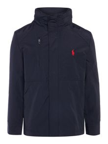 Polo Ralph Lauren Boys Zip Up Hooded Windbreaker Jacket