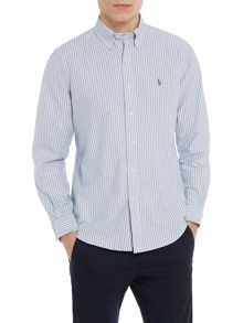 Polo Ralph Lauren Long sleeve slim fit classic check shirt