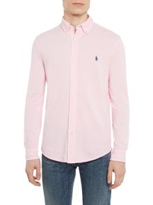 Polo Ralph Lauren Long sleeve custom fit featherweight shirt