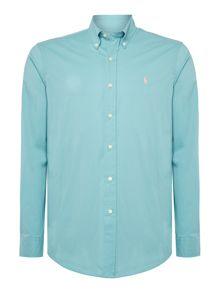 Polo Ralph Lauren Long sleeve plain poplin shirt