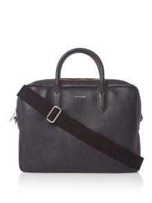 Paul Smith Leather Structured Folio Bag