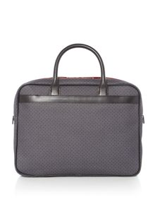 Paul Smith Dot Print Large Folio Bag
