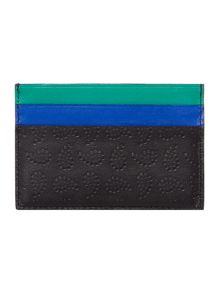 Paul Smith London Paisley Print Card Holder