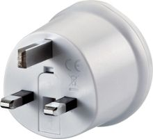 Go Travel EU-UK adaptor