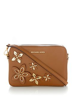 Flowers pouches crossbody bag