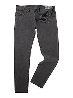 Thommer slim tapered grey jeans