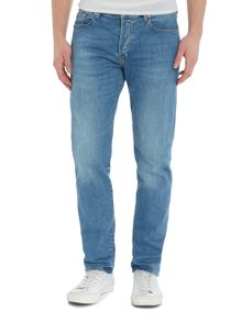 PS By Paul Smith Tapered Super Stretch Jean