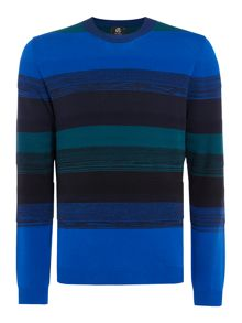 PS By Paul Smith Jaq Spot Crew Neck Pullover