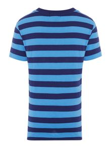 Polo Ralph Lauren Boys Crew Neck Jersey Stripe T-Shirt