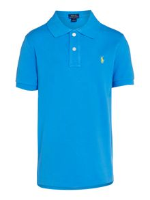 Polo Ralph Lauren Boys Short Sleeve Polo Shirt